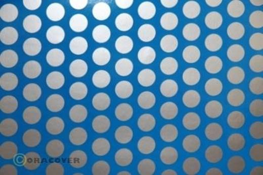 Plotterfolie Oracover Easyplot Fun 1 91-051-091-002 (L x B) 2 m x 38 cm Blau-Silber (fluoreszierend)