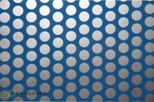 Plotterfolie Oracover Easyplot Fun 1 91-053-091-002 (L x B) 2 m x 38 cm Hell-Blau-Silber