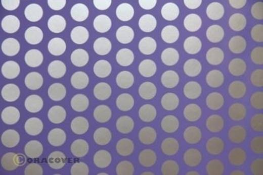 Plotterfolie Oracover Easyplot Fun 1 93-055-091-010 (L x B) 10000 mm x 300 mm Lila-Silber