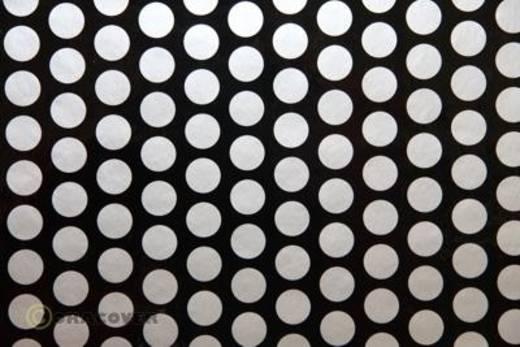 Plotterfolie Oracover Easyplot Fun 1 93-071-091-002 (L x B) 2000 mm x 300 mm Schwarz-Silber