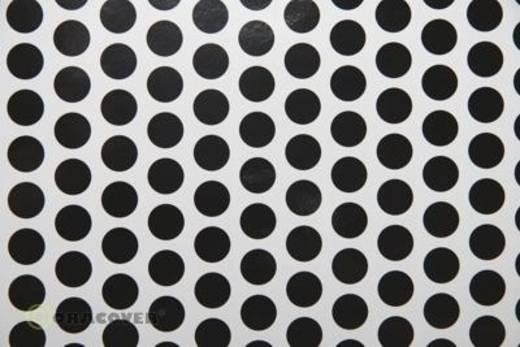 Plotterfolie Oracover Easyplot Fun 1 91-091-071-002 (L x B) 2000 mm x 380 mm Silber-Schwarz
