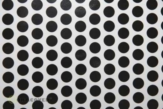 Plotterfolie Oracover Easyplot Fun 1 92-010-071-002 (L x B) 2 m x 20 cm Weiß-Schwarz