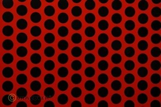 Plotterfolie Oracover Easyplot Fun 1 90-022-071-002 (L x B) 2 m x 60 cm Hell-Rot-Schwarz