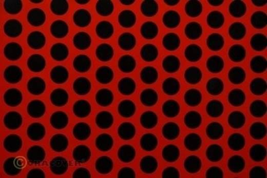 Plotterfolie Oracover Easyplot Fun 1 90-022-071-002 (L x B) 2000 mm x 600 mm Hell-Rot-Schwarz