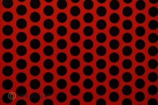 Plotterfolie Oracover Easyplot Fun 1 91-022-071-010 (L x B) 10 m x 38 cm Hell-Rot-Schwarz