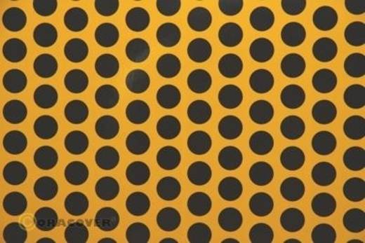 Plotterfolie Oracover Easyplot Fun 1 91-030-071-002 (L x B) 2000 mm x 380 mm Cub-Gelb-Schwarz