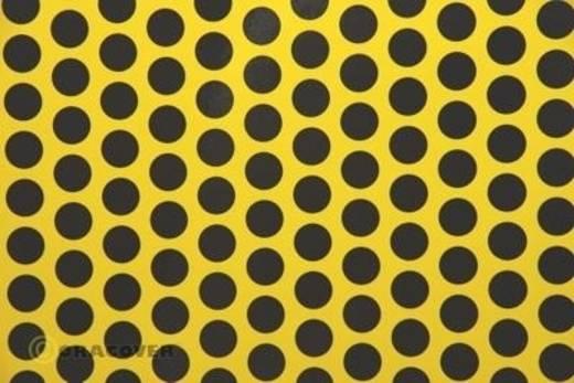 Plotterfolie Oracover Easyplot Fun 1 92-033-071-010 (L x B) 10 m x 20 cm Cadmium-Gelb-Schwarz