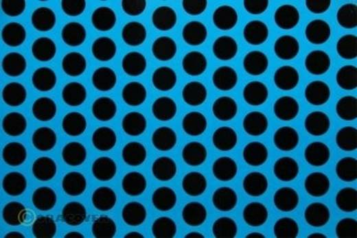 Plotterfolie Oracover Easyplot Fun 1 92-051-071-010 (L x B) 10000 mm x 200 mm Blau-Schwarz (fluoreszierend)