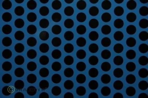 Plotterfolie Oracover Easyplot Fun 1 92-053-071-002 (L x B) 2000 mm x 200 mm Hell-Blau-Schwarz