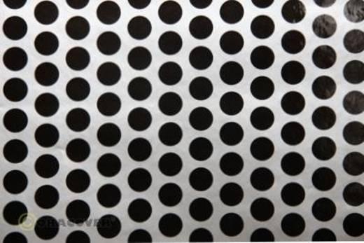 Plotterfolie Oracover Easyplot Fun 1 92-091-071-010 (L x B) 10000 mm x 200 mm Silber-Schwarz