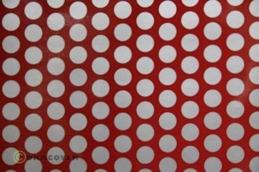 Bügelfolie Oracover Fun 1 41-023-091-002 (L x B) 2 m x 60 cm Ferrirot-Silber