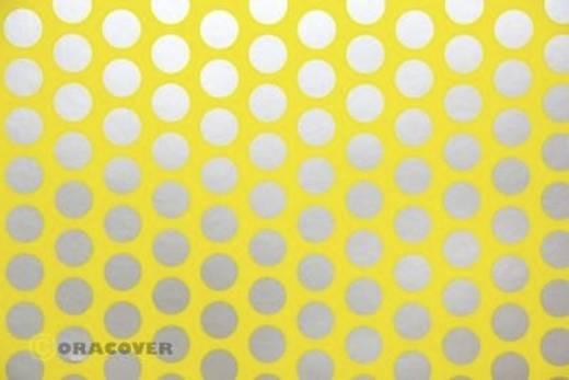Bügelfolie Oracover Fun 1 41-033-091-002 (L x B) 2 m x 60 cm Cadmium-Gelb-Silber