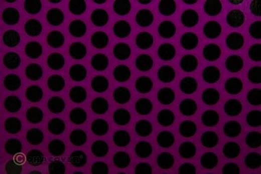 Bügelfolie Oracover Fun 1 41-015-071-002 (L x B) 2 m x 60 cm Violett-Schwarz (fluoreszierend)