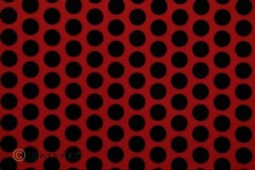 Bügelfolie Oracover Fun 1 41-023-071-002 (L x B) 2 m x 60 cm Ferrirot-Schwarz