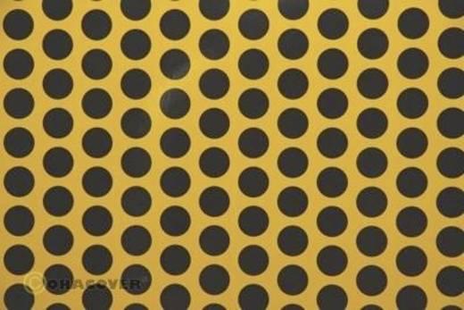 Bügelfolie Oracover Fun 1 41-030-071-002 (L x B) 2 m x 60 cm Cub-Gelb-Schwarz