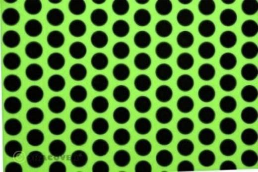 Bügelfolie Oracover Fun 1 41-041-071-002 (L x B) 2 m x 60 cm Grün-Schwarz (fluoreszierend)