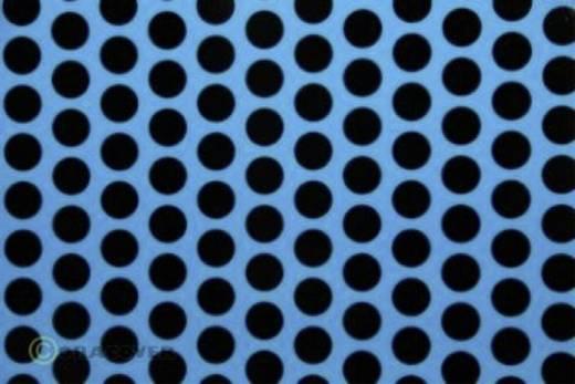 Bügelfolie Oracover Fun 1 41-051-071-002 (L x B) 2 m x 60 cm Blau-Schwarz (fluoreszierend)