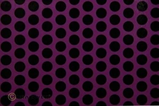 Bügelfolie Oracover Fun 1 41-054-071-002 (L x B) 2 m x 60 cm Violett-Schwarz