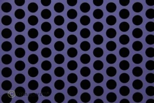Bügelfolie Oracover Fun 1 41-055-071-002 (L x B) 2 m x 60 cm Lila-Schwarz