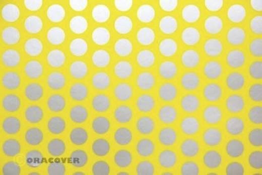 Bügelfolie Oracover Fun 1 41-033-091-010 (L x B) 10 m x 60 cm Cadmium-Gelb-Silber