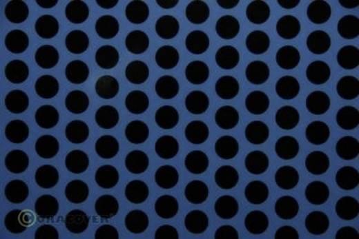 Bügelfolie Oracover Fun 1 41-053-071-010 (L x B) 10 m x 60 cm Hell-Blau-Schwarz