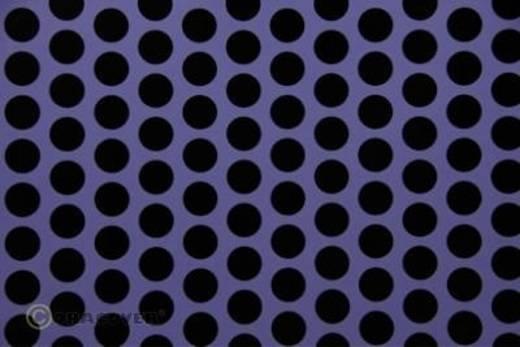 Bügelfolie Oracover Fun 1 41-055-071-010 (L x B) 10 m x 60 cm Lila-Schwarz