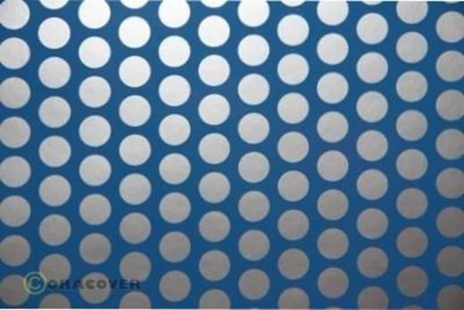 Klebefolie Oracover Orastick Fun 1 45-053-091-002 (L x B) 2 m x 60 cm Hell-Blau-Silber