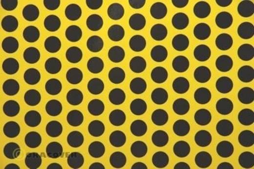 Klebefolie Oracover Orastick Fun 1 45-033-071-002 (L x B) 2 m x 60 cm Cadmium-Gelb-Schwarz