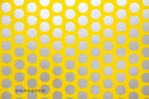 Klebefolie Oracover Orastick Fun 1 45-033-091-010 (L x B) 10 m x 60 cm Cadmium-Gelb-Silber
