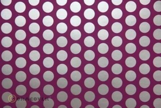 Klebefolie Oracover Orastick Fun 1 45-054-091-010 (L x B) 10 m x 60 cm Violett-Silber