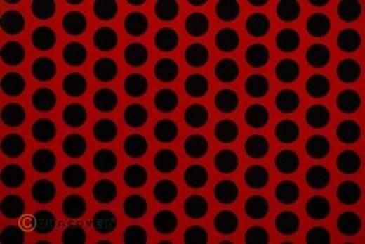 Klebefolie Oracover Orastick Fun 1 45-023-071-010 (L x B) 10 m x 60 cm Ferrirot-Schwarz