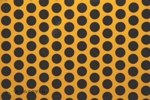 Klebefolie Oracover Orastick Fun 1 45-030-071-010 (L x B) 10 m x 60 cm Cub-Gelb-Schwarz