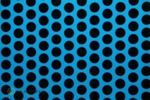 Klebefolie Oracover Orastick Fun 1 45-051-071-010 (L x B) 10 m x 60 cm Blau-Schwarz (fluoreszierend)