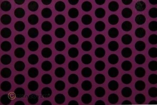 Klebefolie Oracover Orastick Fun 1 45-054-071-010 (L x B) 10 m x 60 cm Violett-Schwarz