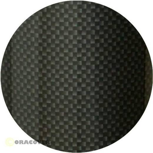 Dekorstreifen Oracover Oratrim 27-425-071-025 (L x B) 25 m x 12 cm Carbon