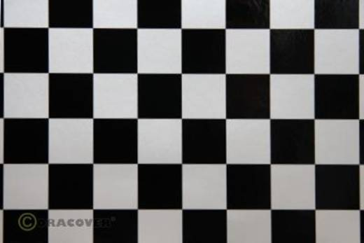 Bügelfolie Oracover Fun 43-016-071-002 (L x B) 2000 mm x 600 mm Perlmutt-Weiß-Schwarz