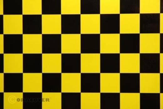 Bügelfolie Oracover Fun 3 43-036-071-010 (L x B) 10 m x 60 cm Perlmutt-Gelb-Schwarz