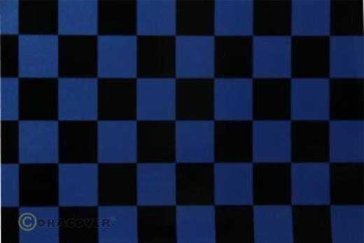 Bügelfolie Oracover Fun 43-057-071-002 (L x B) 2000 mm x 600 mm Perlmutt-Blau-Schwarz