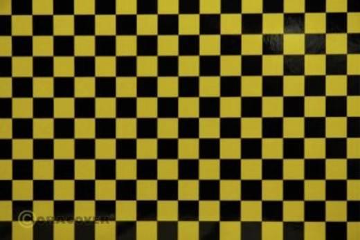 Bügelfolie Oracover Fun 4 44-033-071-002 (L x B) 2 m x 60 cm Gelb-Schwarz