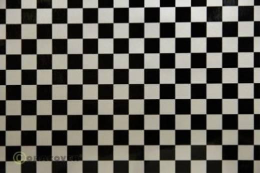 Bügelfolie Oracover Fun 4 44-016-071-002 (L x B) 2 m x 60 cm Perlmutt-Weiß-Schwarz