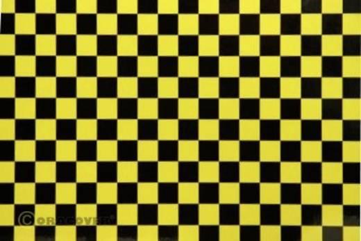 Bügelfolie Oracover Fun 4 44-036-071-002 (L x B) 2 m x 60 cm Perlmutt-Gelb-Schwarz