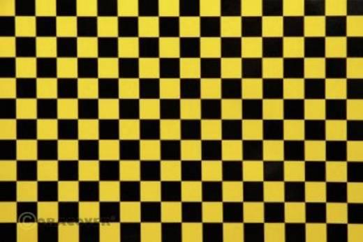 Bügelfolie Oracover Fun 4 44-037-071-002 (L x B) 2 m x 60 cm Perlmutt-Gold-Gelb-Schwarz