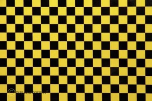 Bügelfolie Oracover Fun 4 44-037-071-010 (L x B) 10 m x 60 cm Perlmutt-Gold-Gelb-Schwarz