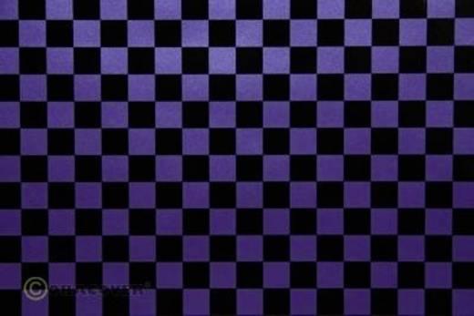 Bügelfolie Oracover Fun 4 44-056-071-010 (L x B) 10 m x 60 cm Perlmutt-Lila-Schwarz