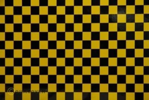 Klebefolie Oracover Orastick Fun 4 48-033-071-002 (L x B) 2 m x 60 cm Gelb-Schwarz
