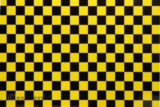 Klebefolie Oracover Orastick Fun 4 48-036-071-002 (L x B) 2 m x 60 cm Perlmutt-Gelb-Schwarz