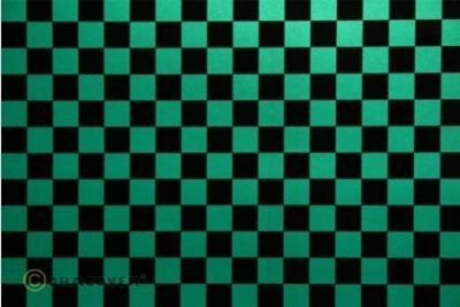 Klebefolie Oracover Orastick Fun 4 48-047-071-010 (L x B) 10 m x 60 cm Perlmutt-Grün-Schwarz