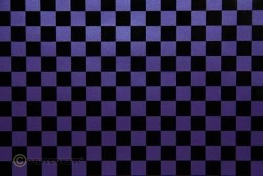 Klebefolie Oracover Orastick Fun 4 48-056-071-010 (L x B) 10 m x 60 cm Perlmutt-Lila-Schwarz