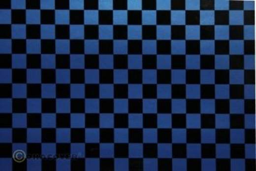 Klebefolie Oracover Orastick Fun 4 48-057-071-010 (L x B) 10 m x 60 cm Perlmutt-Blau-Schwarz