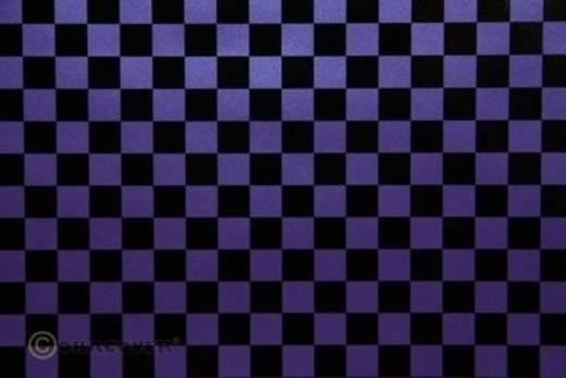 Plotterfolie Oracover Easyplot Fun 4 97-056-071-010 (L x B) 10000 mm x 200 mm Perlmutt-Lila-Schwarz